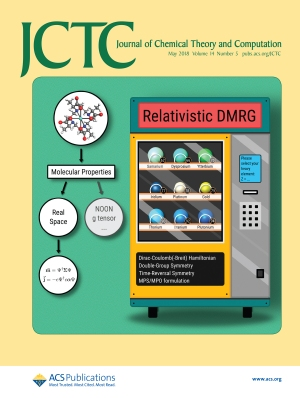 JCTC May 2018 issue